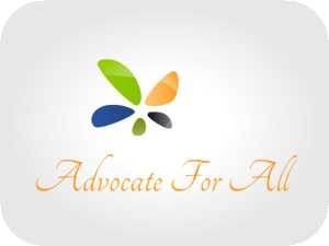 Advocate For All Logo